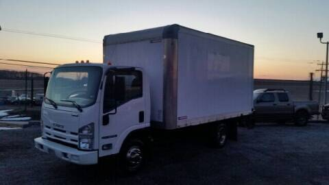 2014 Isuzu NPR for sale at Cub Hill Motor Co in Stewartstown PA