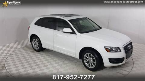 2012 Audi Q5 for sale at Excellence Auto Direct in Euless TX