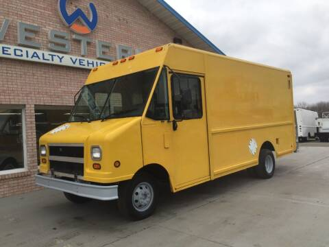 2003 Ford E450 Step Van for sale at Western Specialty Vehicle Sales in Braidwood IL