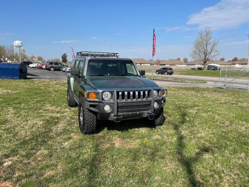 2006 HUMMER H3 for sale at Cars Across America in Republic MO