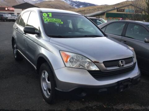 2007 Honda CR-V for sale at Small Car Motors in Carson City NV