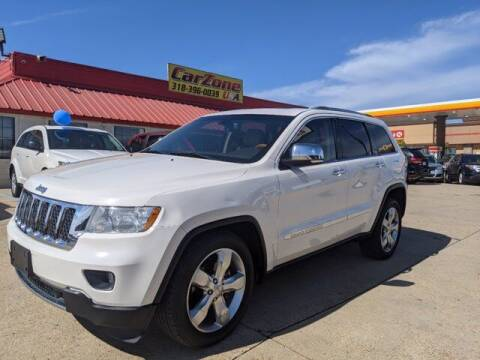 2012 Jeep Grand Cherokee for sale at CarZoneUSA in West Monroe LA