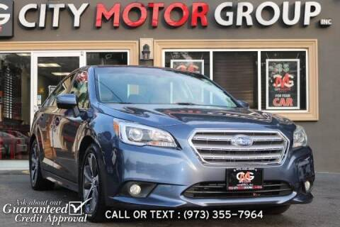 2015 Subaru Legacy for sale at City Motor Group, Inc. in Wanaque NJ