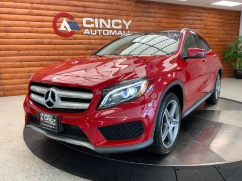 2015 Mercedes-Benz GLA for sale at Dixie Motors in Fairfield OH