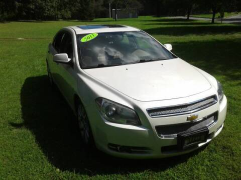 2011 Chevrolet Malibu for sale at ELIAS AUTO SALES in Allentown PA