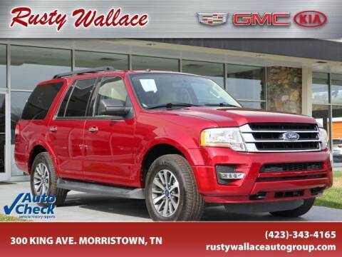 2016 Ford Expedition for sale at RUSTY WALLACE CADILLAC GMC KIA in Morristown TN