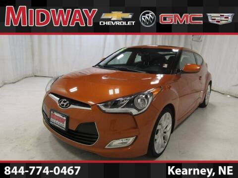 2015 Hyundai Veloster for sale at Midway Auto Outlet in Kearney NE