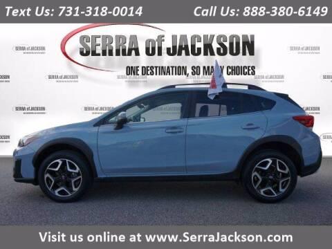 2019 Subaru Crosstrek for sale at Serra Of Jackson in Jackson TN