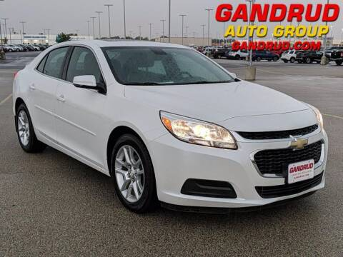 2016 Chevrolet Malibu Limited for sale at Gandrud Dodge in Green Bay WI