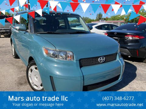 2009 Scion xB for sale at Mars auto trade llc in Kissimmee FL