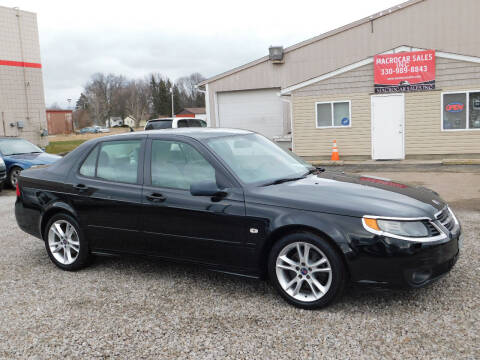 2009 Saab 9-5 for sale at Macrocar Sales Inc in Akron OH