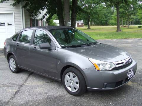 2010 Ford Focus for sale at DUVAL AUTO SALES in Turner ME