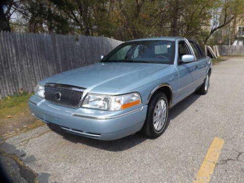 2004 Mercury Grand Marquis for sale at Wayland Automotive in Wayland MA