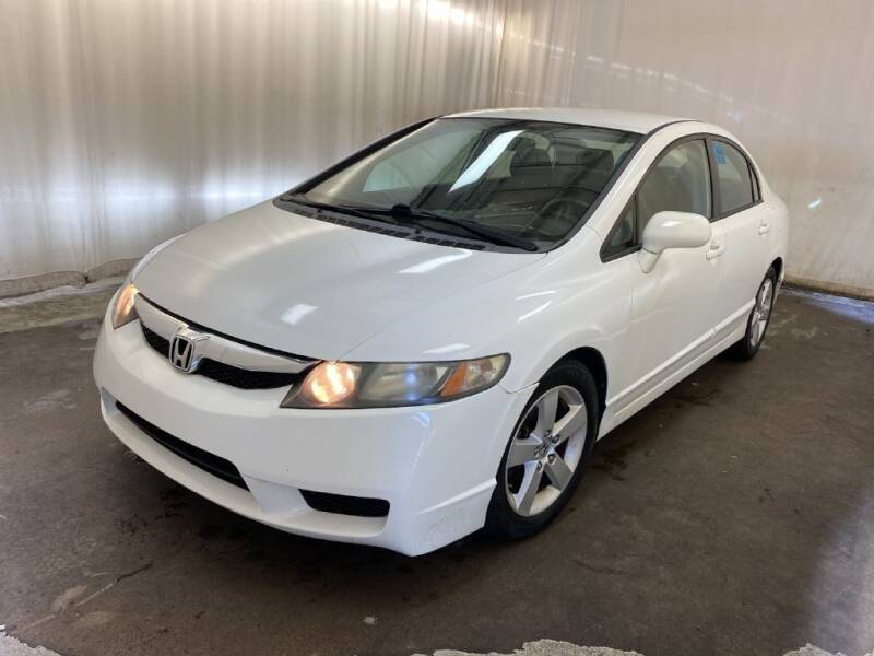 2009 Honda Civic for sale at Doug Dawson Motor Sales in Mount Sterling KY