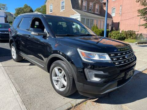 2017 Ford Explorer for sale at White River Auto Sales in New Rochelle NY