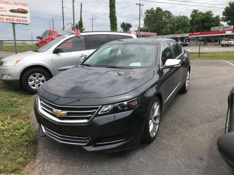 2014 Chevrolet Impala for sale at Mitchell Motor Company in Madison TN