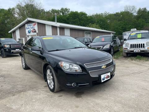 2012 Chevrolet Malibu for sale at Victor's Auto Sales Inc. in Indianola IA
