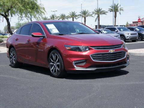 2018 Chevrolet Malibu for sale at CarFinancer.com in Peoria AZ