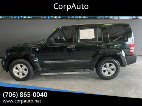 2012 Jeep Liberty for sale at CorpAuto in Cleveland GA
