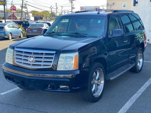 2003 Cadillac Escalade for sale at MAGIC AUTO SALES in Little Ferry NJ