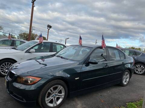2008 BMW 3 Series for sale at Primary Motors Inc in Commack NY