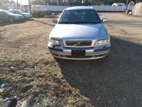 2001 Volvo S40 for sale at Maple Street Auto Sales in Bellingham MA