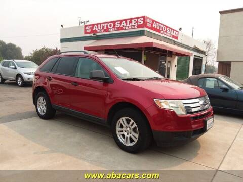 2007 Ford Edge for sale at About New Auto Sales in Lincoln CA