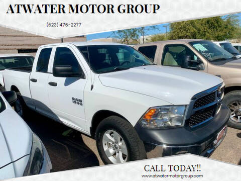 2016 RAM Ram Pickup 1500 for sale at Atwater Motor Group in Phoenix AZ