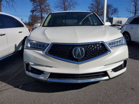 2017 Acura MDX for sale at Southern Auto Solutions - Georgia Car Finder - Southern Auto Solutions - Acura Carland in Marietta GA