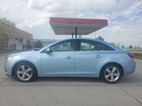 2012 Chevrolet Cruze for sale at Dakota Auto Inc. in Dakota City NE