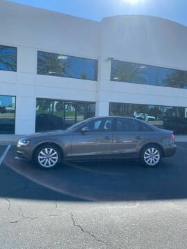 2014 Audi A4 for sale at Worldwide Auto Group in Riverside CA