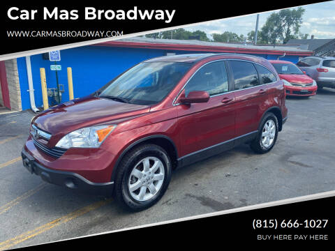 2009 Honda CR-V for sale at Car Mas Broadway in Crest Hill IL