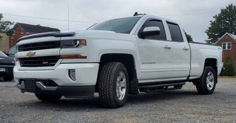 2016 Chevrolet Silverado 1500 for sale at Tower Motors in Taneytown MD