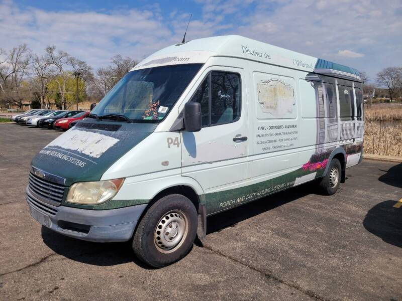 2003 Dodge Sprinter Cargo for sale at Auto Deals in Roselle IL