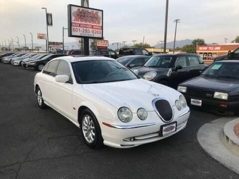2002 Jaguar S-Type for sale at ATLAS MOTORS INC in Salt Lake City UT