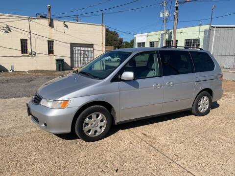 2002 Honda Odyssey for sale at Memphis Auto Sales in Memphis TN