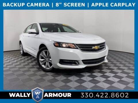 2020 Chevrolet Impala for sale at Wally Armour Chrysler Dodge Jeep Ram in Alliance OH