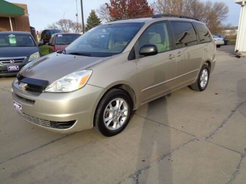 2005 Toyota Sienna for sale at America Auto Inc in South Sioux City NE