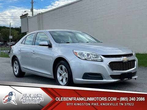 2016 Chevrolet Malibu Limited for sale at Ole Ben Franklin Motors Clinton Highway in Knoxville TN