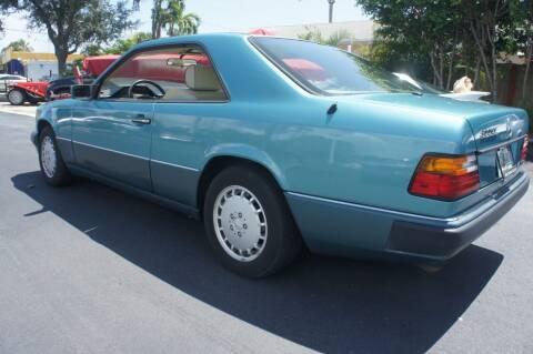 1992 Mercedes-Benz 300-Class for sale at Dream Machines USA in Lantana FL