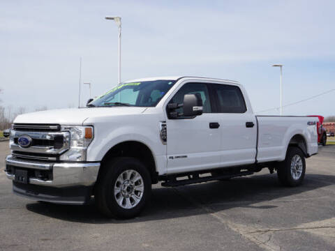 2020 Ford F-250 Super Duty for sale at FOWLERVILLE FORD in Fowlerville MI