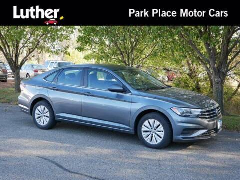 2019 Volkswagen Jetta for sale at Park Place Motor Cars in Rochester MN
