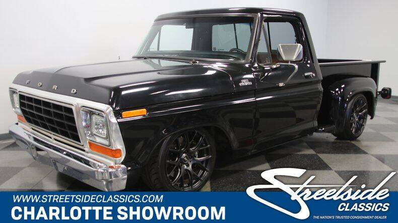 1979 Ford F-100 for sale in Concord, NC