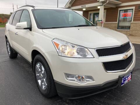 2011 Chevrolet Traverse for sale at Auto Outlets USA in Rockford IL