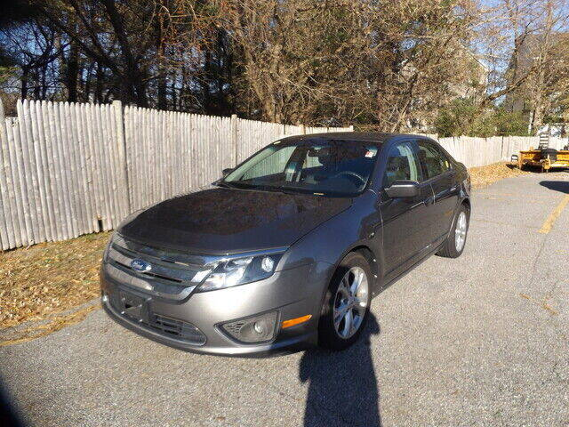 2012 Ford Fusion for sale at Wayland Automotive in Wayland MA