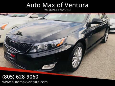 2015 Kia Optima for sale at Auto Max of Ventura in Ventura CA