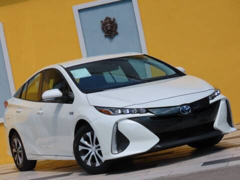 2018 Toyota Prius Prime for sale at Paradise Motor Sports LLC in Lexington KY