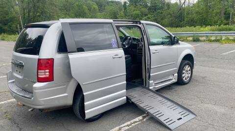 2010 Chrysler Town and Country for sale at Mobility Solutions in Newburgh NY