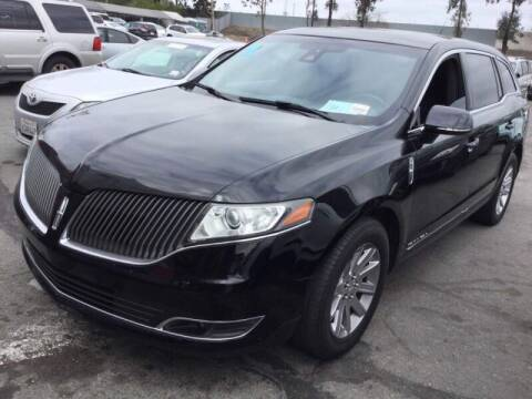 2013 Lincoln MKT Town Car for sale at SoCal Auto Auction in Ontario CA