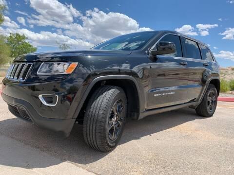 2016 Jeep Grand Cherokee for sale at Boktor Motors in Las Vegas NV